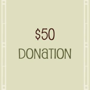 $50 Donate Tron Arts & Cratfts